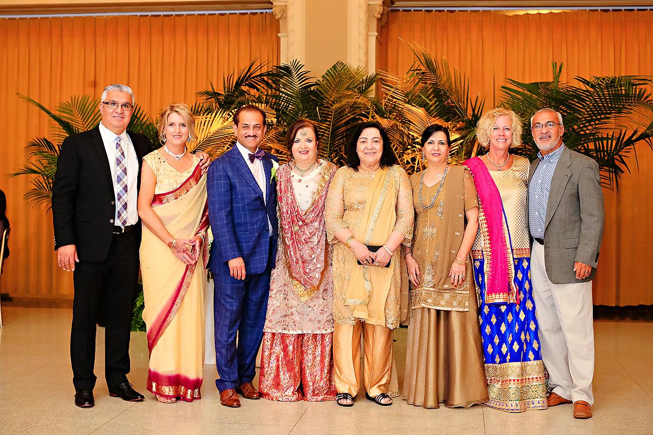 Haseeba Ammar Indianapolis Pakistani Wedding Reception 330