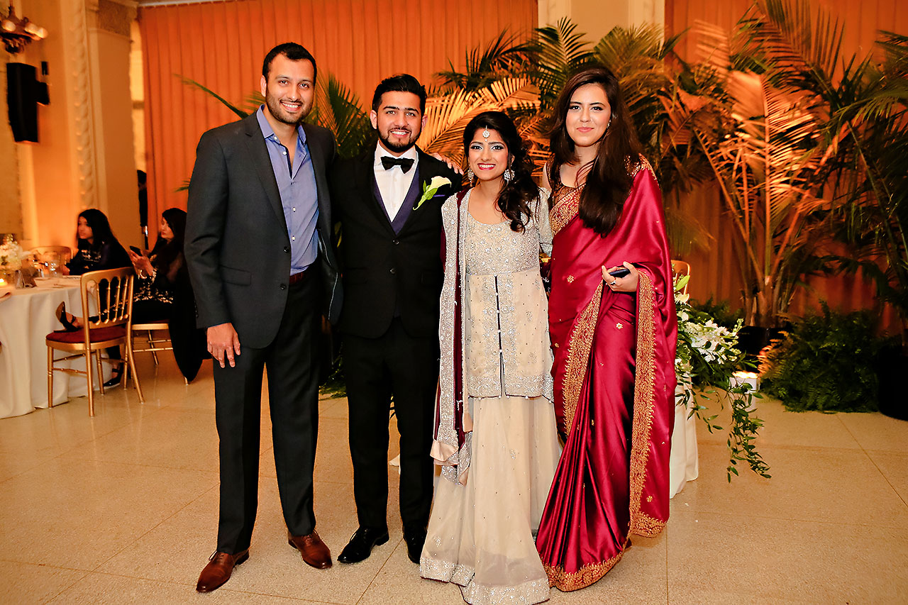 Haseeba Ammar Indianapolis Pakistani Wedding Reception 307