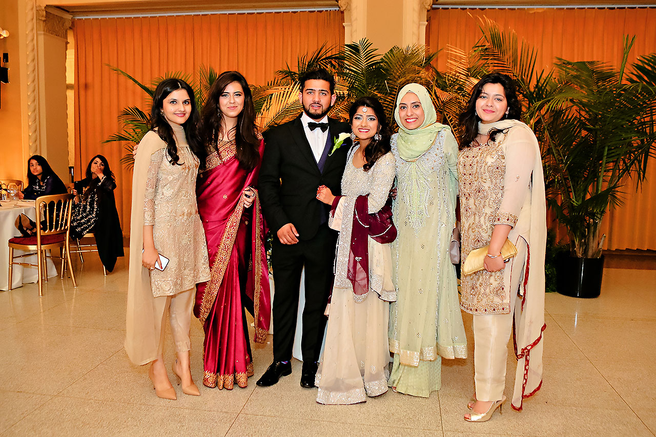 Haseeba Ammar Indianapolis Pakistani Wedding Reception 308