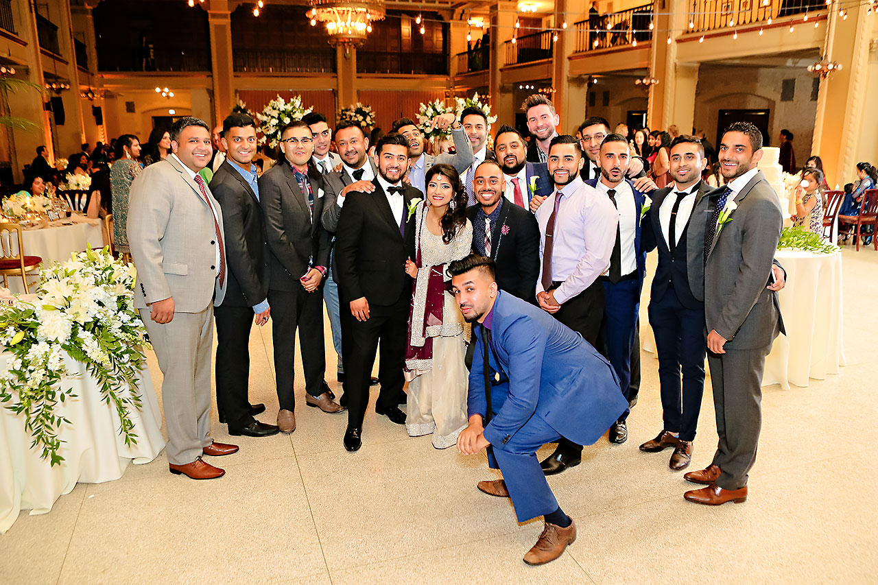 Haseeba Ammar Indianapolis Pakistani Wedding Reception 304