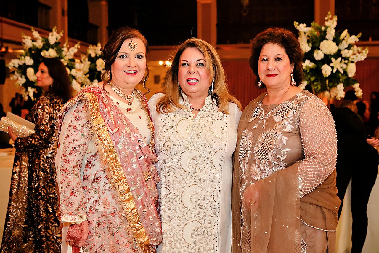 Haseeba Ammar Indianapolis Pakistani Wedding Reception 305