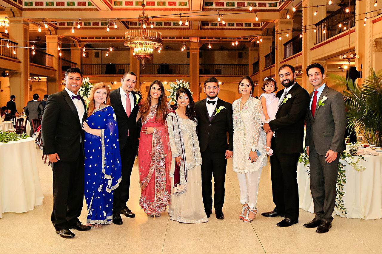 Haseeba Ammar Indianapolis Pakistani Wedding Reception 300