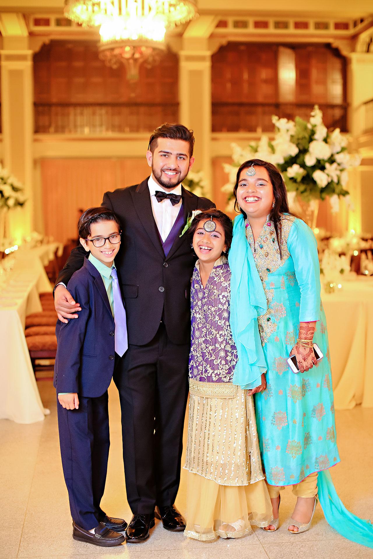 Haseeba Ammar Indianapolis Pakistani Wedding Reception 205