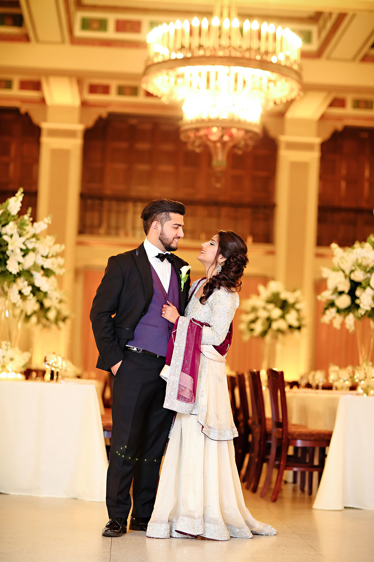 Haseeba Ammar Indianapolis Pakistani Wedding Reception 199