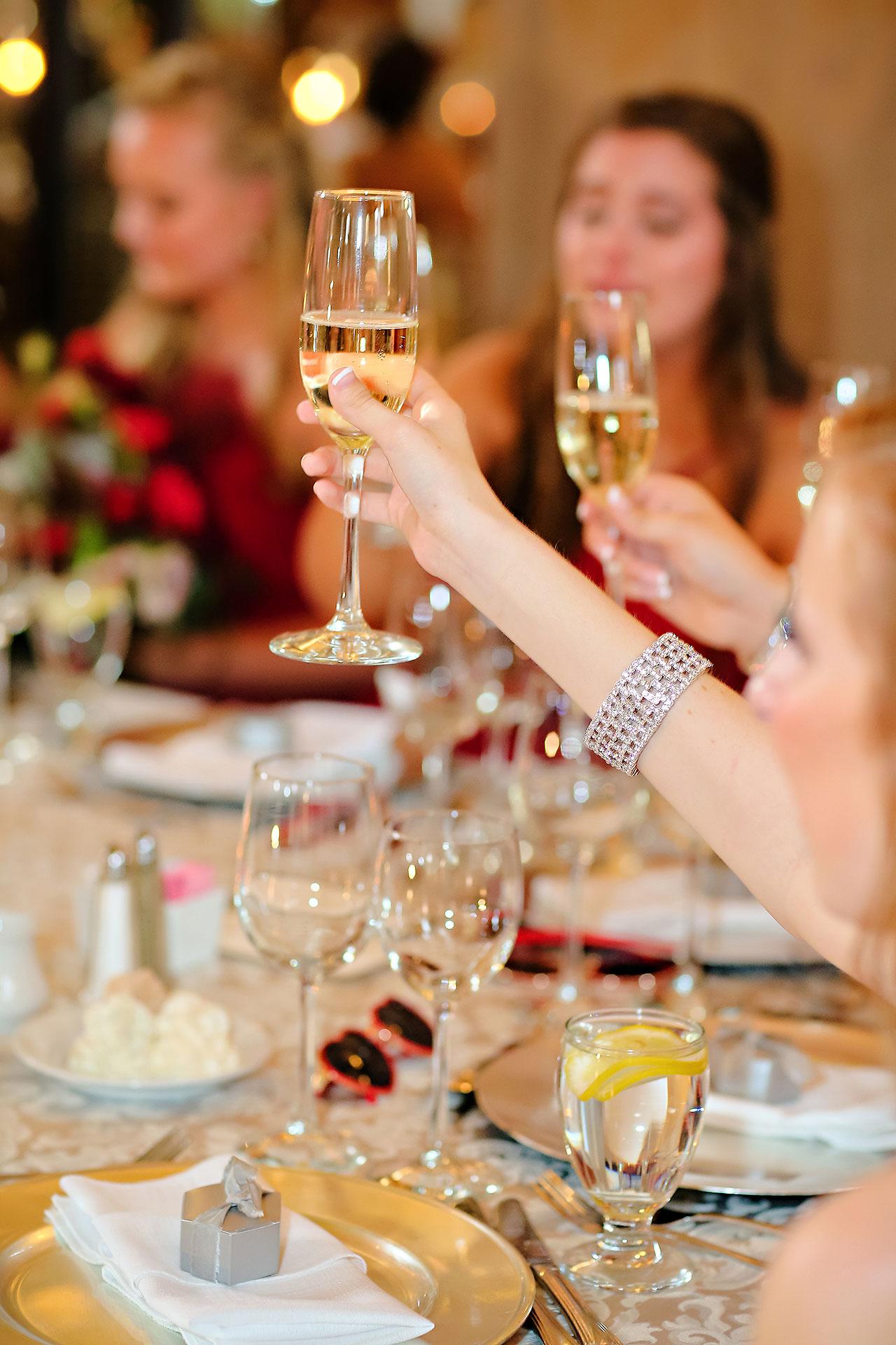 Diana Nick Crowne Plaza Indianapolis Wedding 281