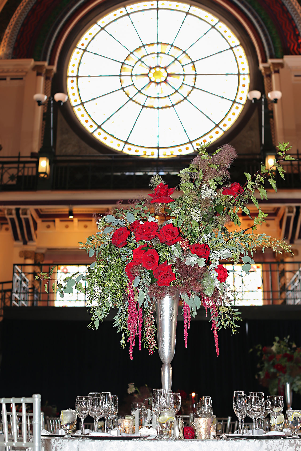 Diana Nick Crowne Plaza Indianapolis Wedding 260