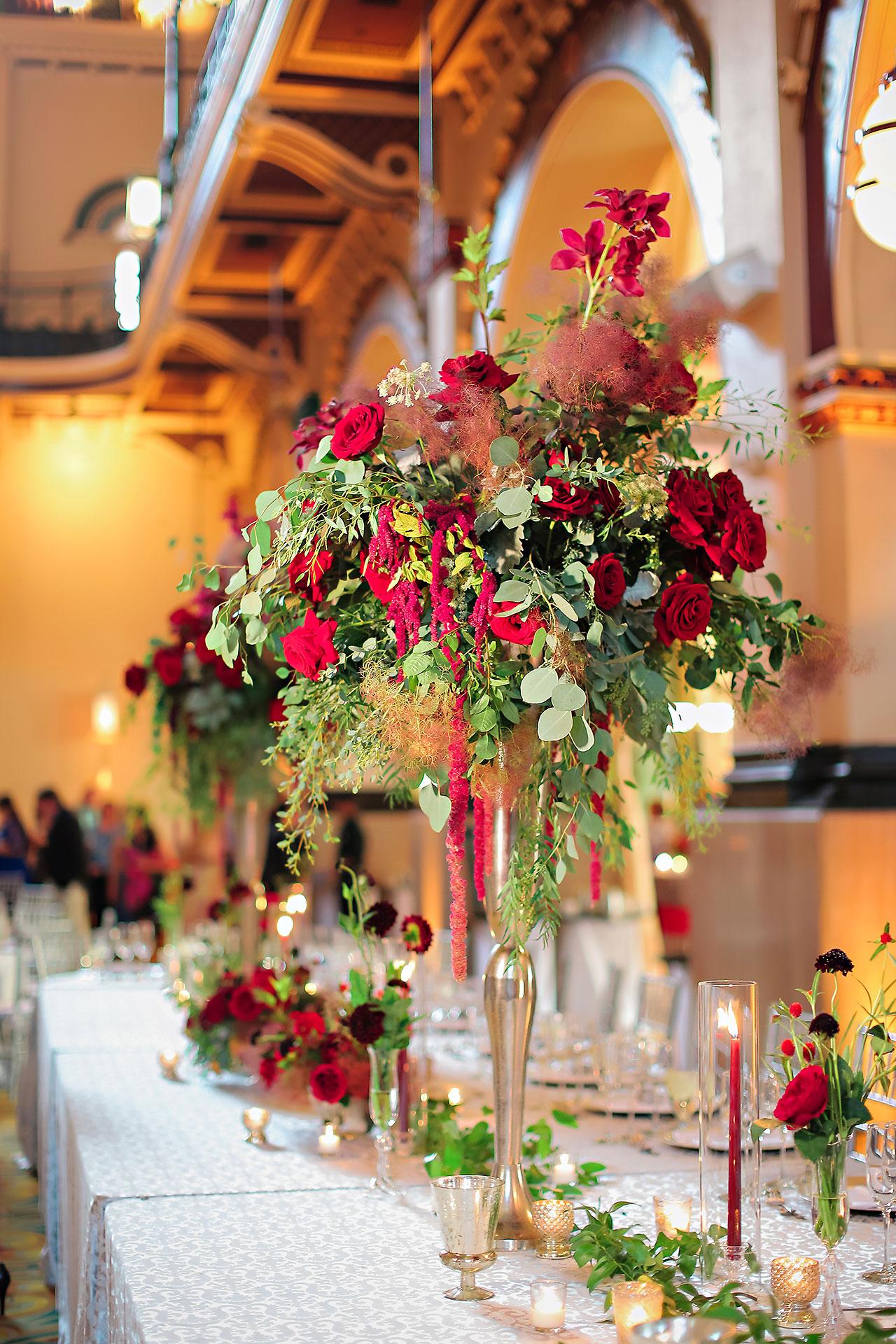 Diana Nick Crowne Plaza Indianapolis Wedding 255