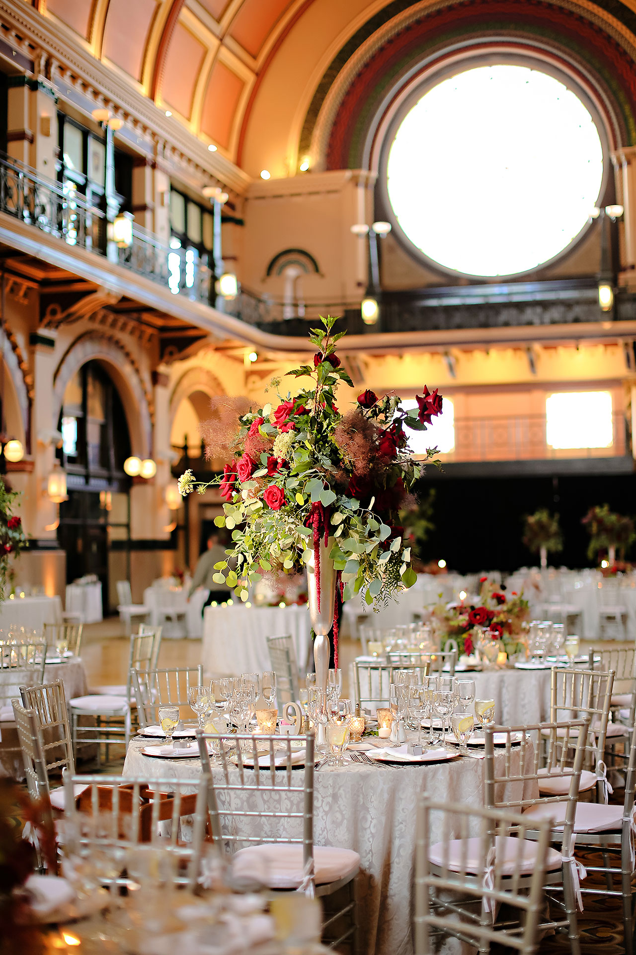 Diana Nick Crowne Plaza Indianapolis Wedding 253