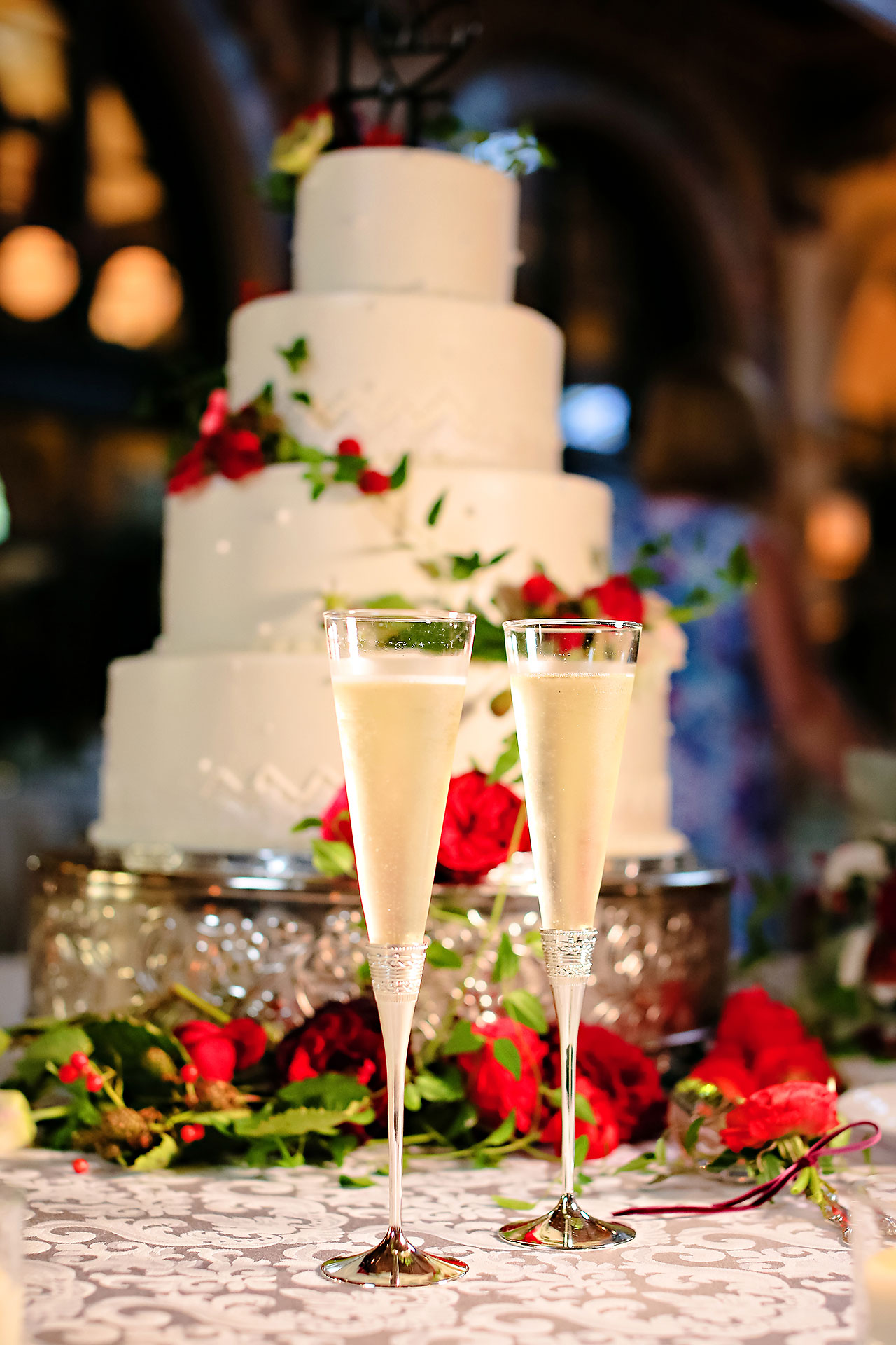 Diana Nick Crowne Plaza Indianapolis Wedding 244