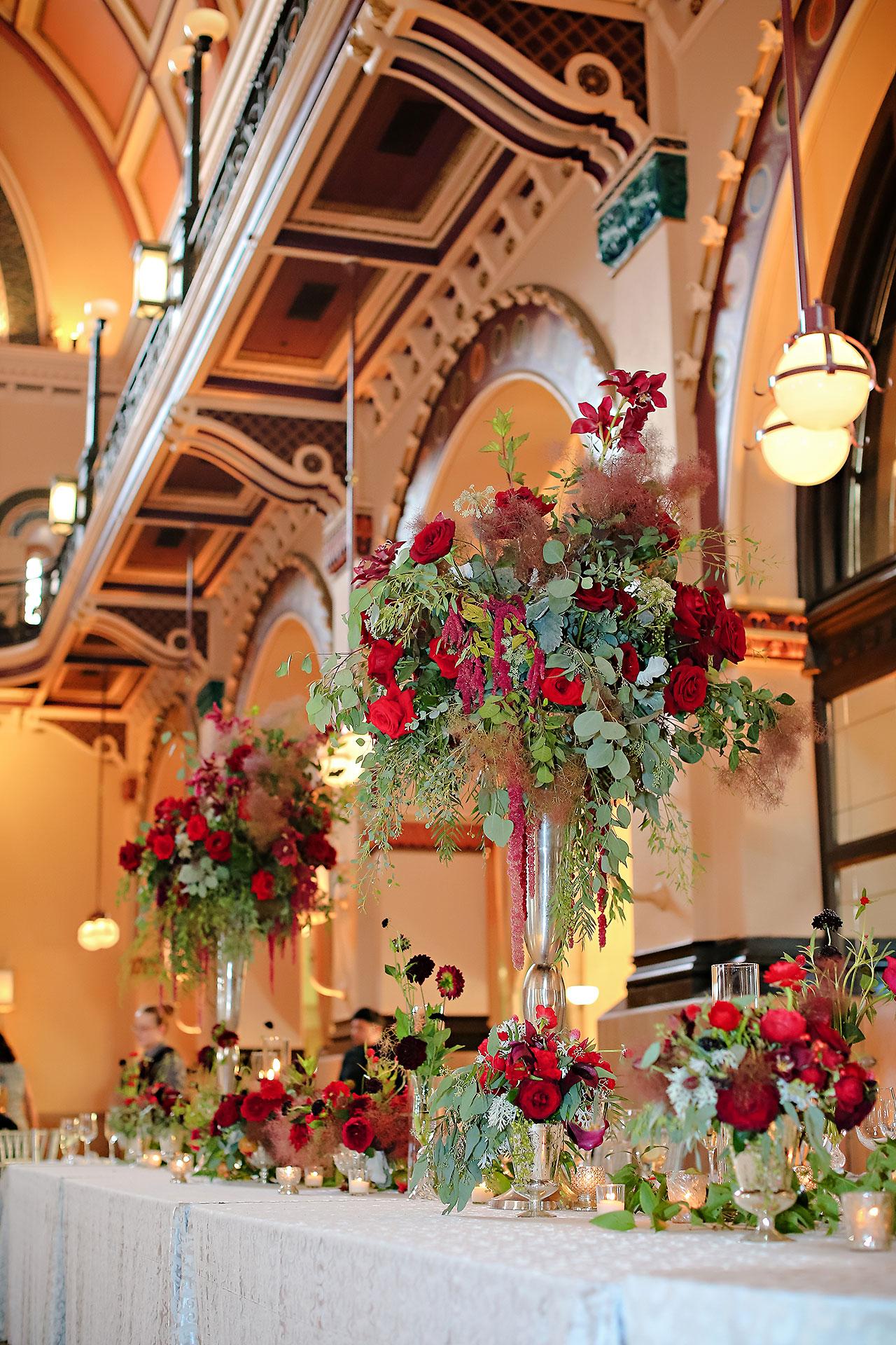 Diana Nick Crowne Plaza Indianapolis Wedding 237