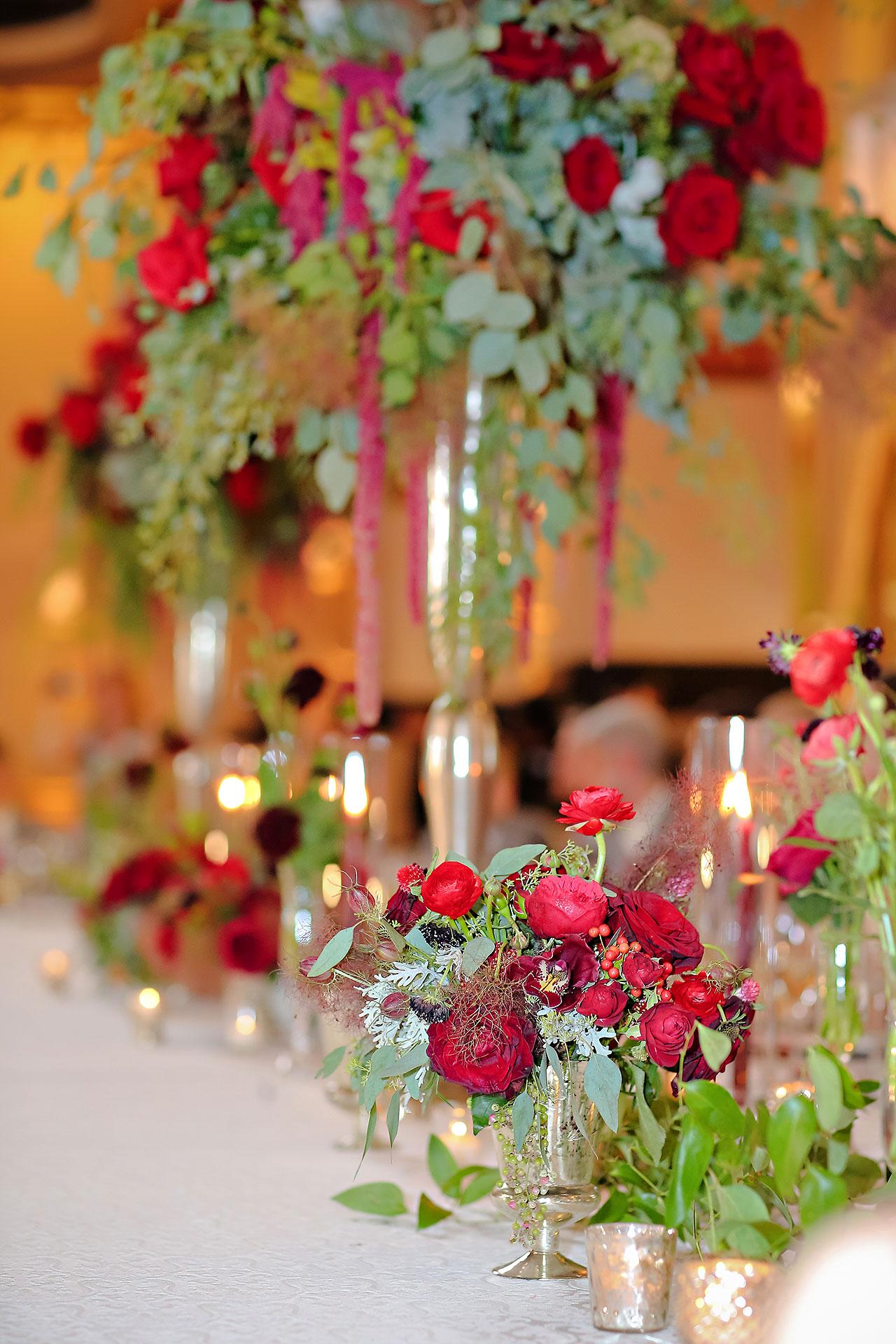 Diana Nick Crowne Plaza Indianapolis Wedding 234
