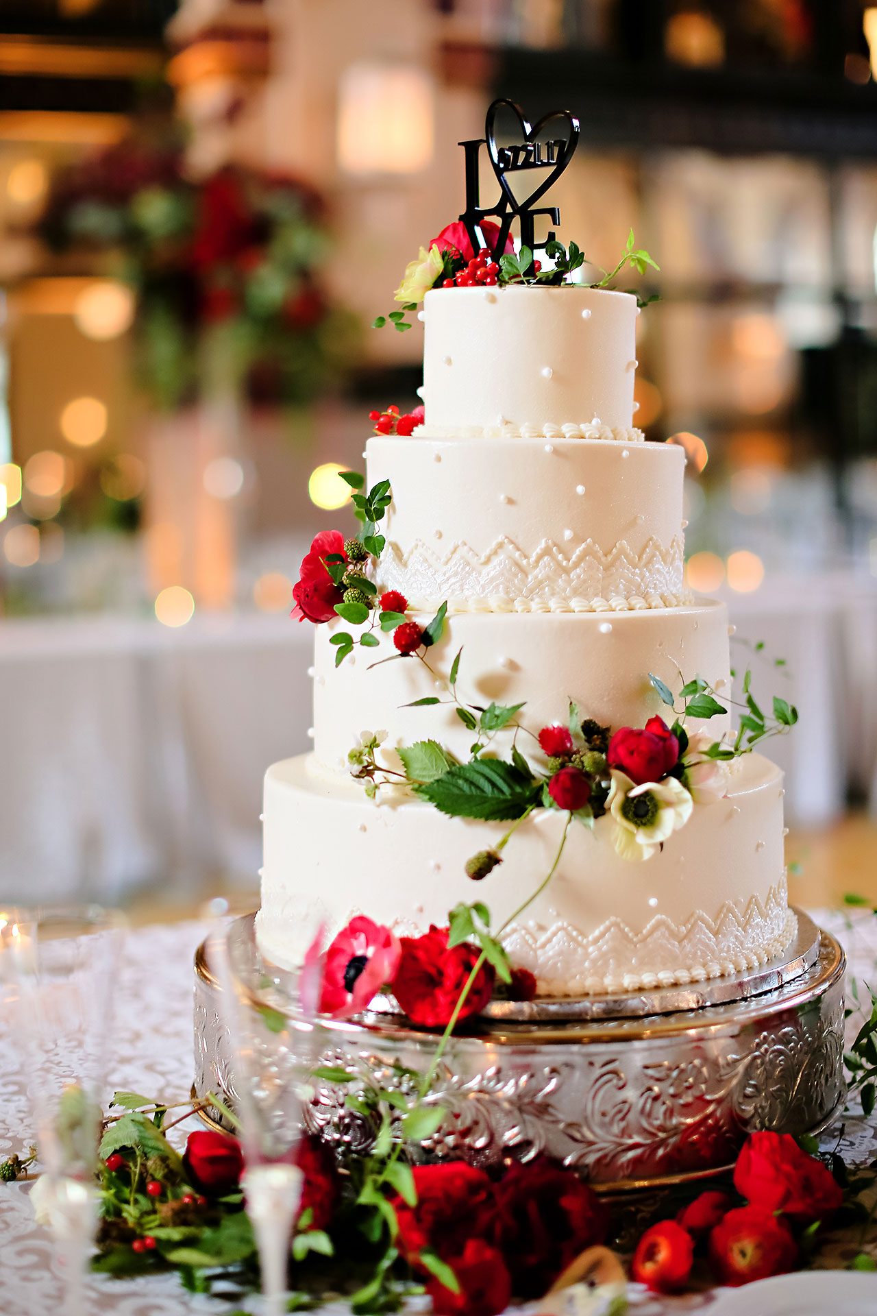 Diana Nick Crowne Plaza Indianapolis Wedding 223