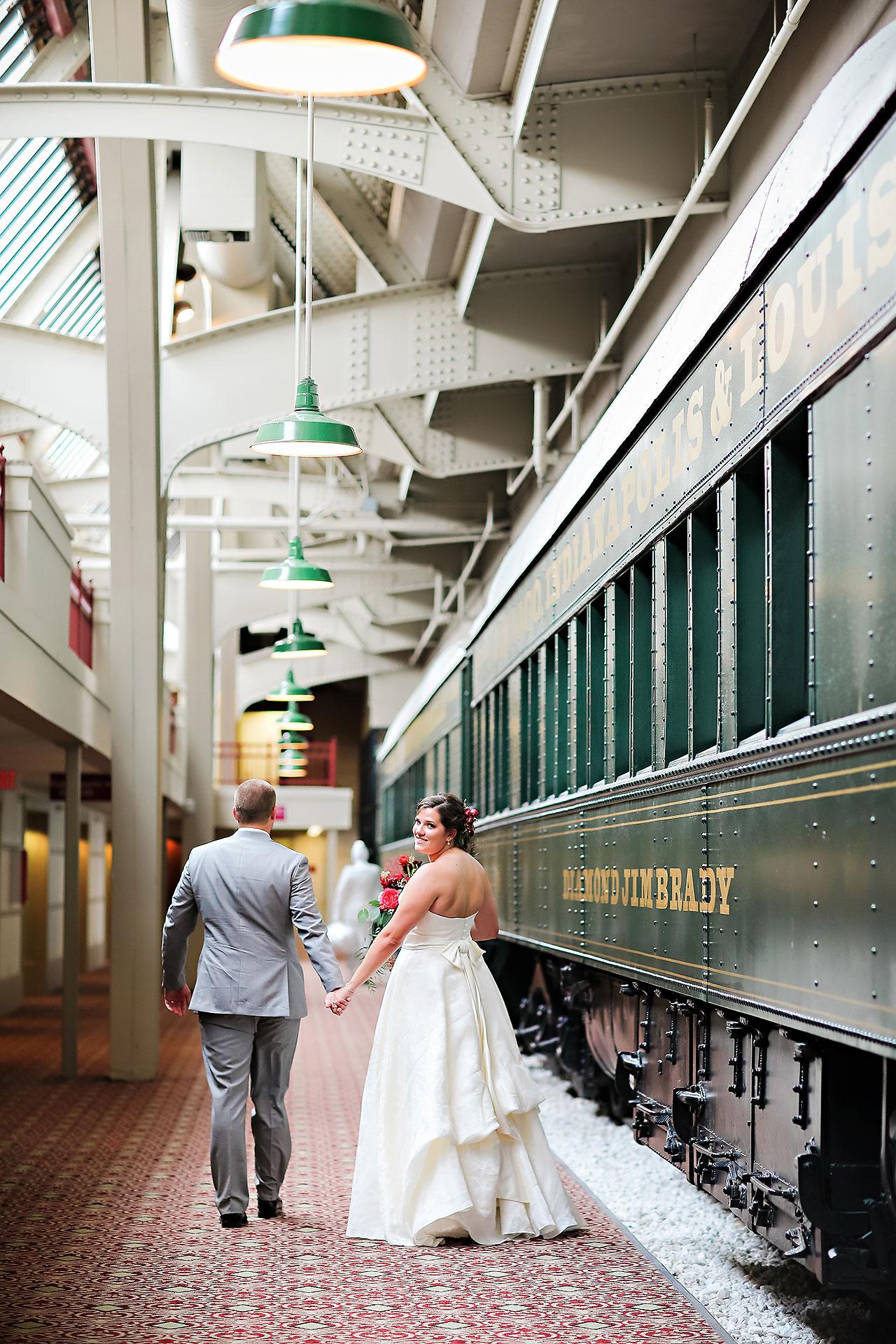 Diana Nick Crowne Plaza Indianapolis Wedding 191