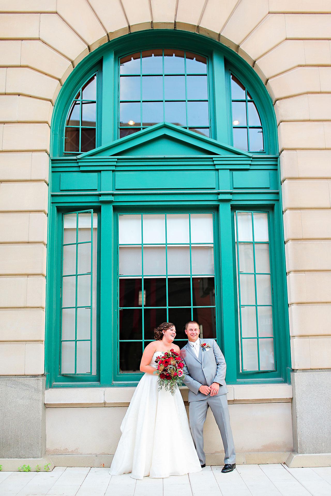Diana Nick Crowne Plaza Indianapolis Wedding 182