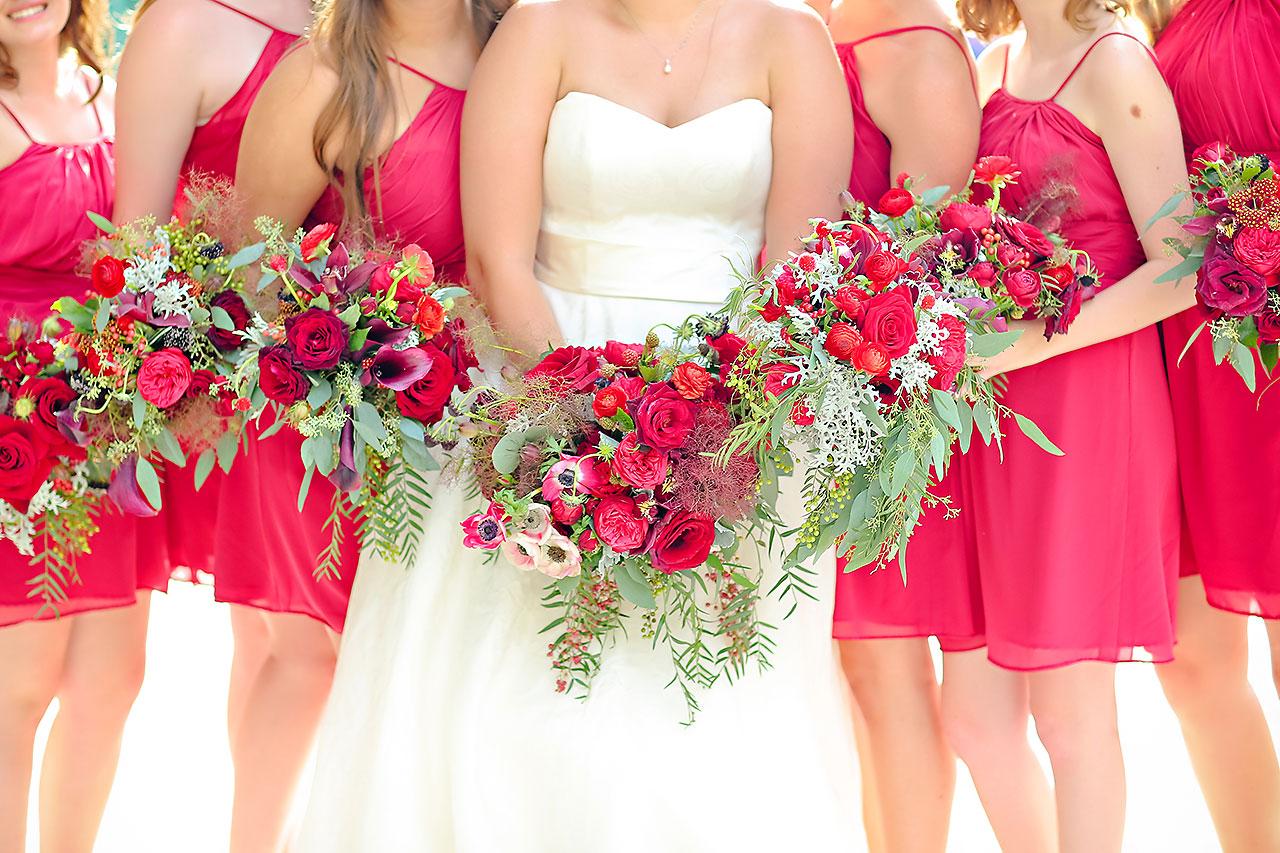 Diana Nick Crowne Plaza Indianapolis Wedding 172