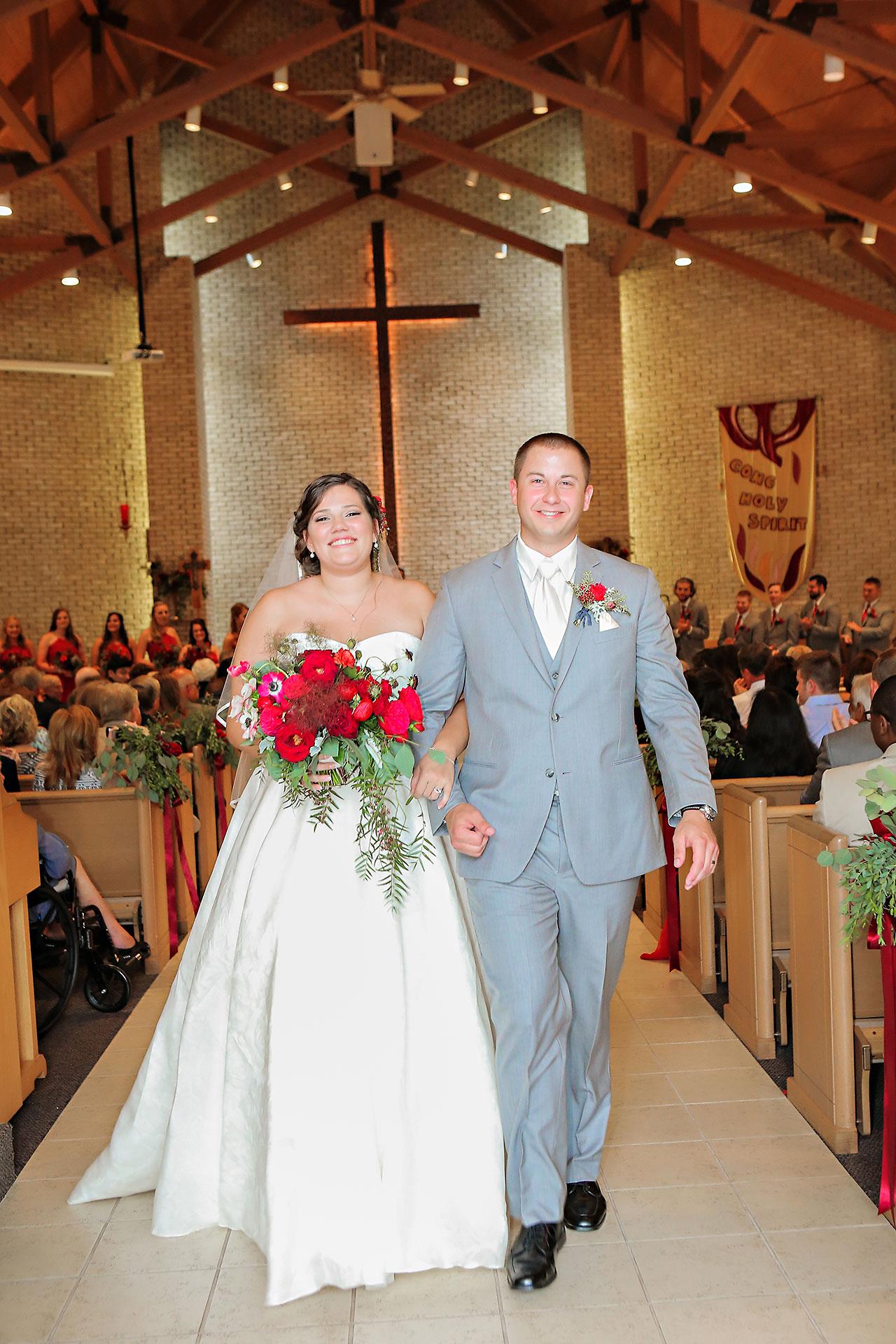 Diana Nick Crowne Plaza Indianapolis Wedding 143