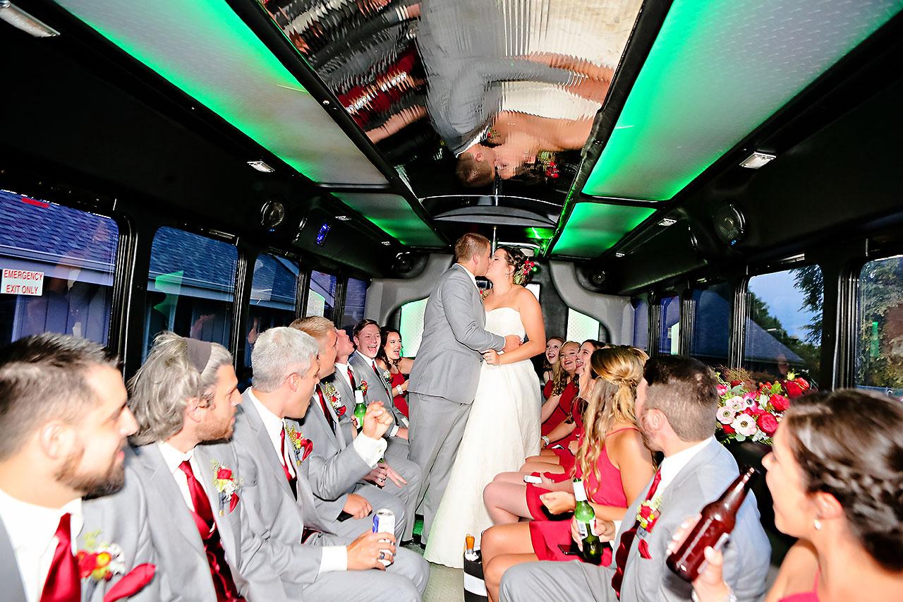 Diana Nick Crowne Plaza Indianapolis Wedding 144