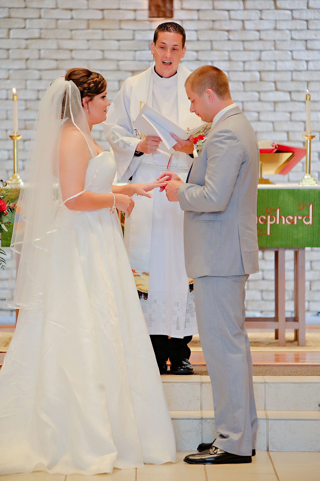 Diana Nick Crowne Plaza Indianapolis Wedding 141