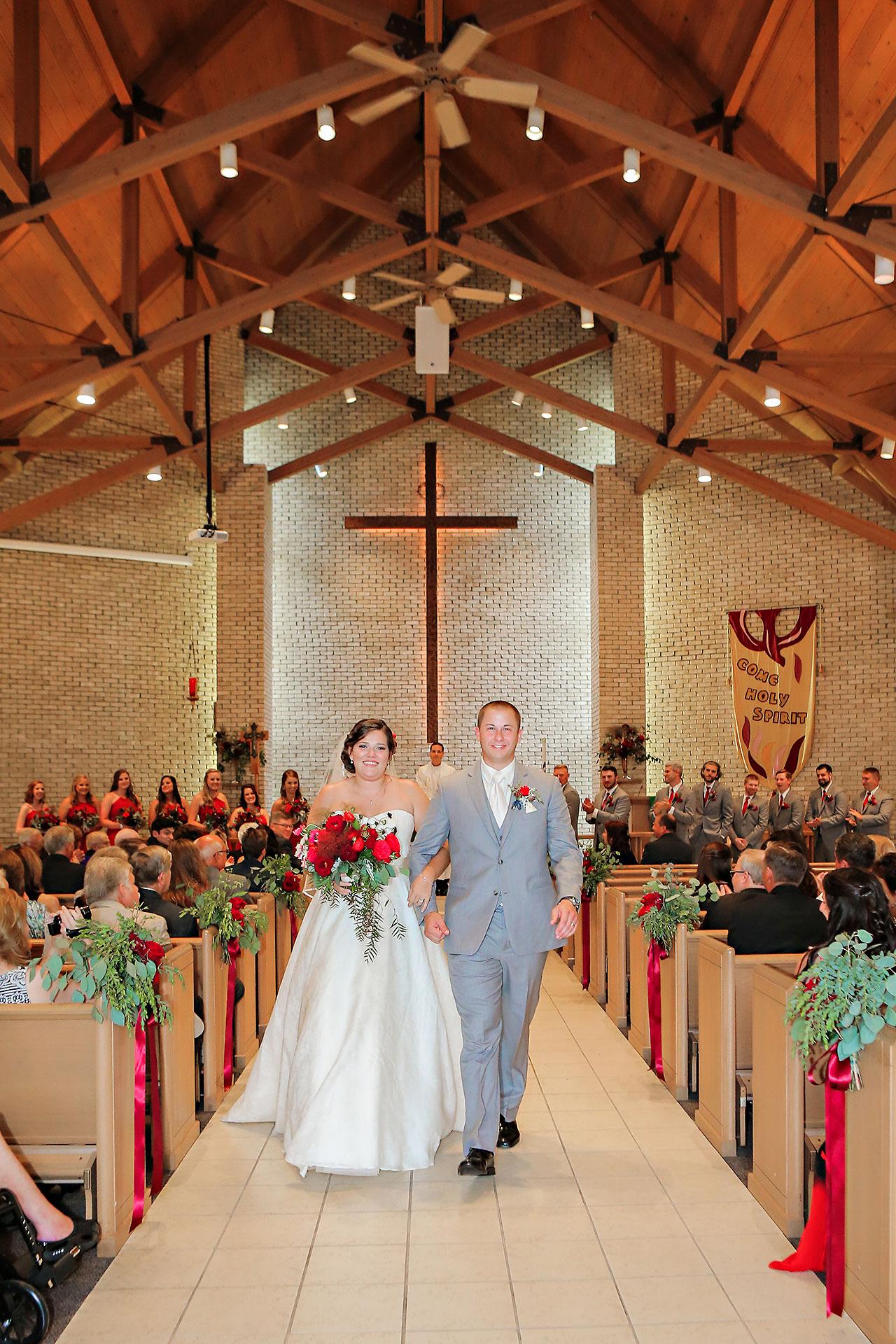 Diana Nick Crowne Plaza Indianapolis Wedding 142