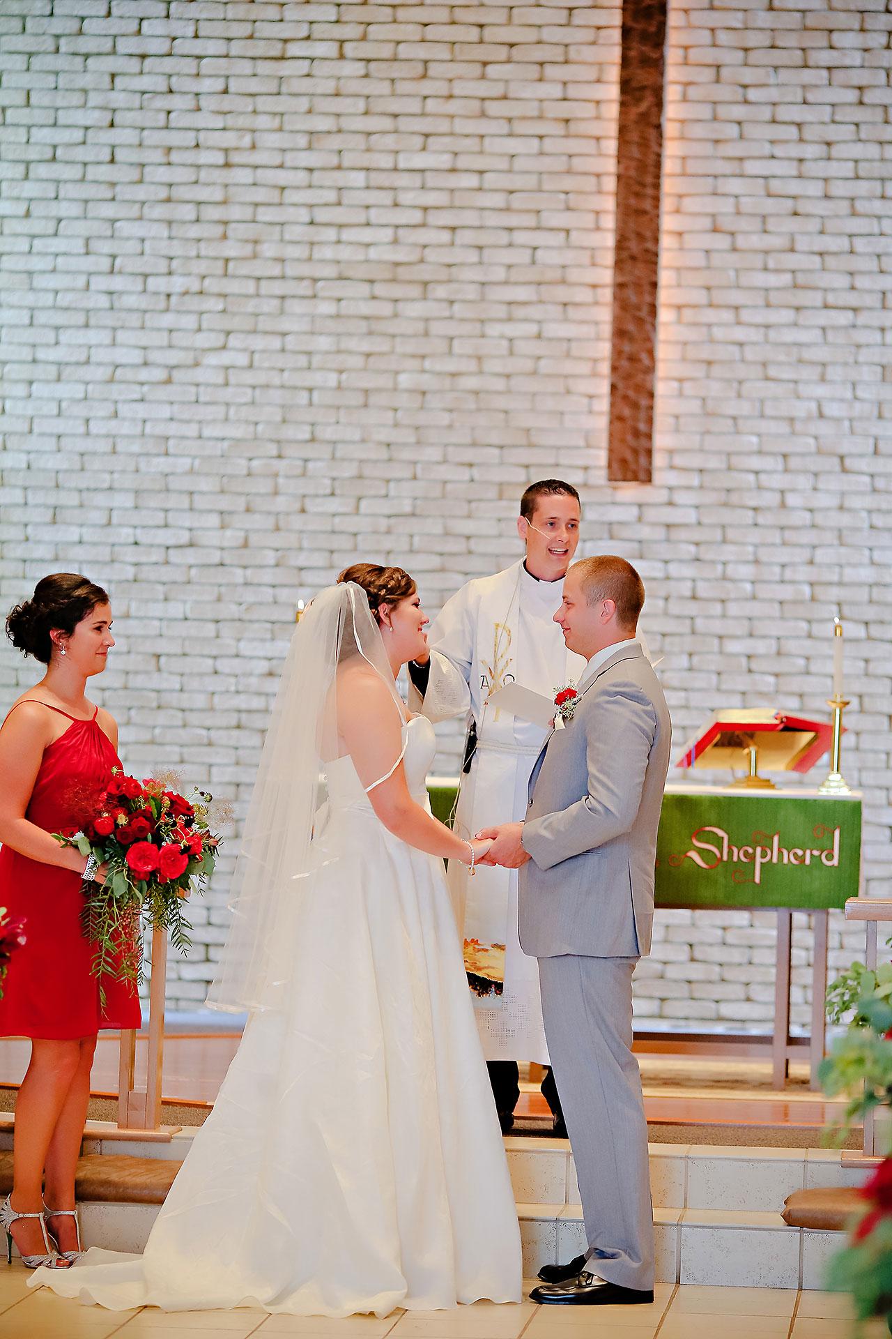 Diana Nick Crowne Plaza Indianapolis Wedding 139