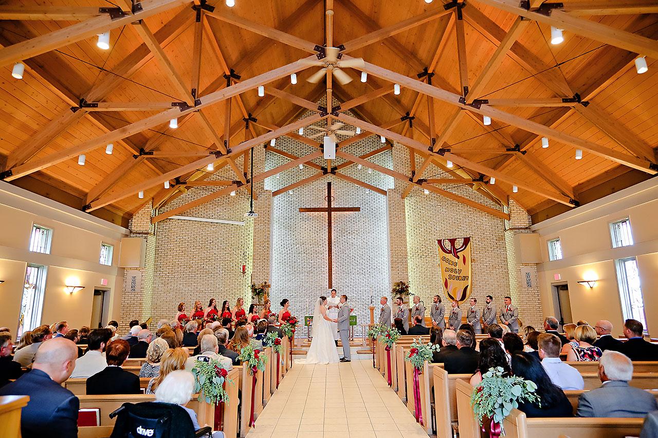 Diana Nick Crowne Plaza Indianapolis Wedding 137