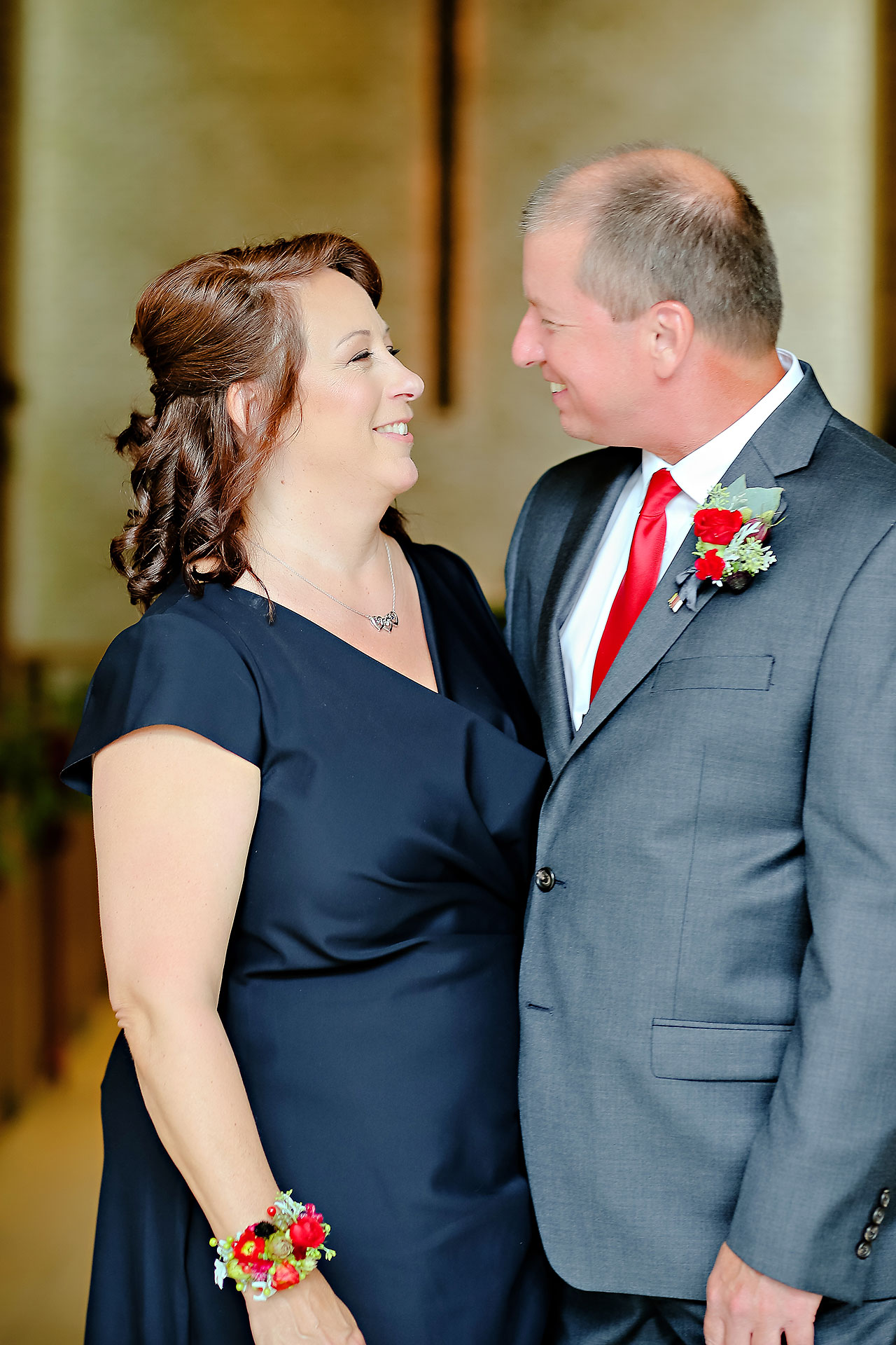 Diana Nick Crowne Plaza Indianapolis Wedding 133