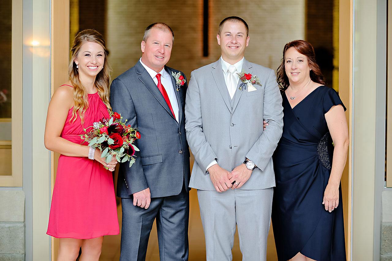 Diana Nick Crowne Plaza Indianapolis Wedding 129