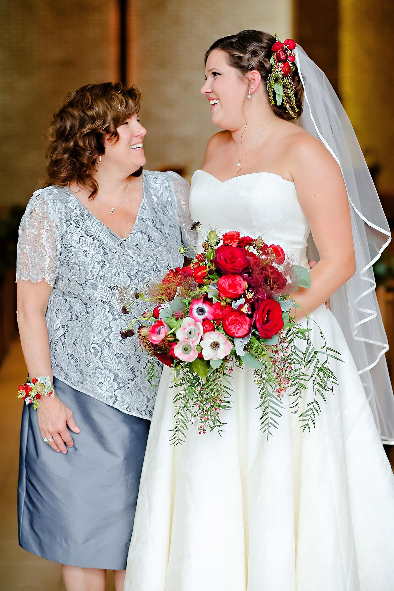 Diana Nick Crowne Plaza Indianapolis Wedding 130