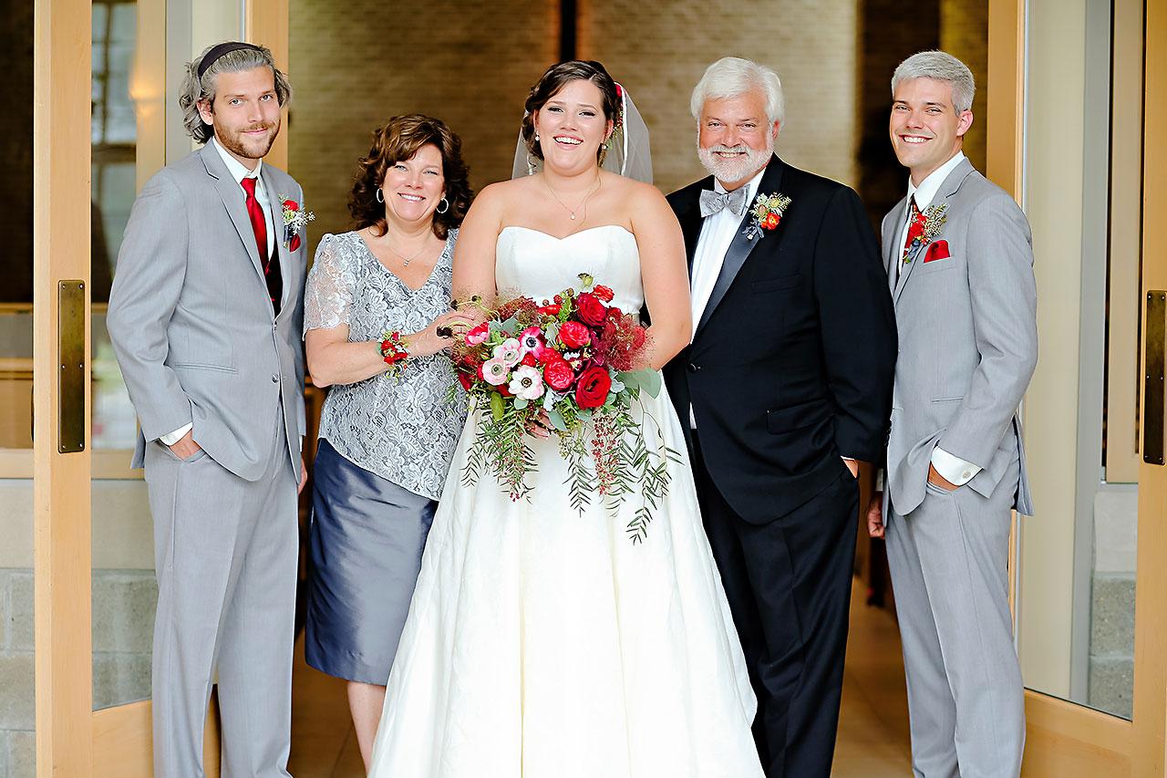 Diana Nick Crowne Plaza Indianapolis Wedding 128