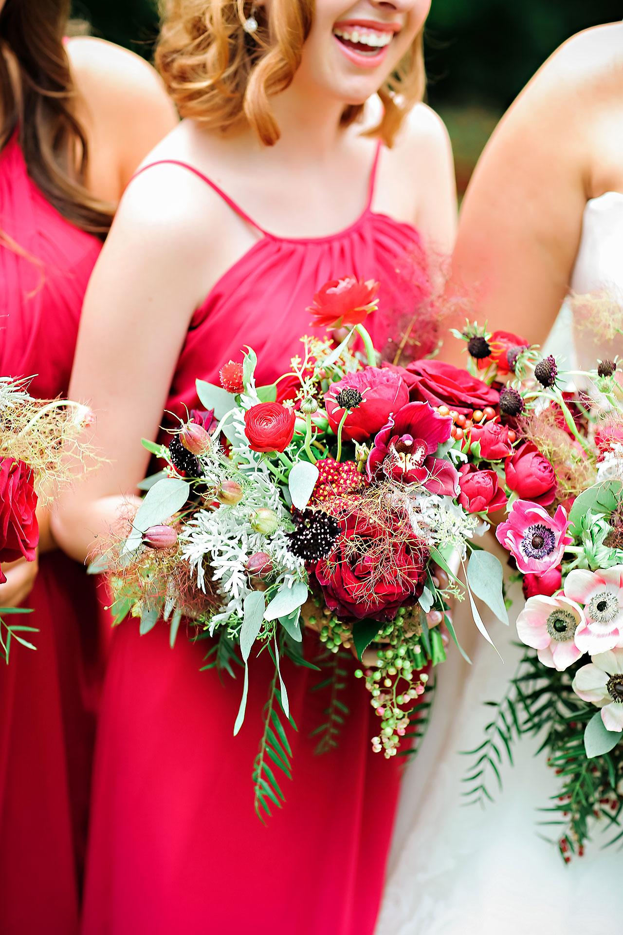 Diana Nick Crowne Plaza Indianapolis Wedding 124