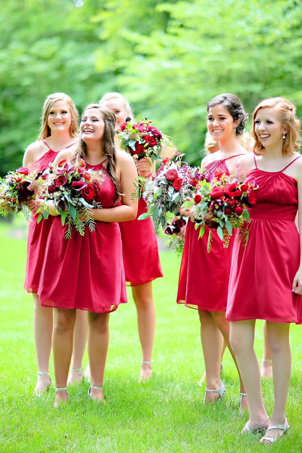 Diana Nick Crowne Plaza Indianapolis Wedding 125