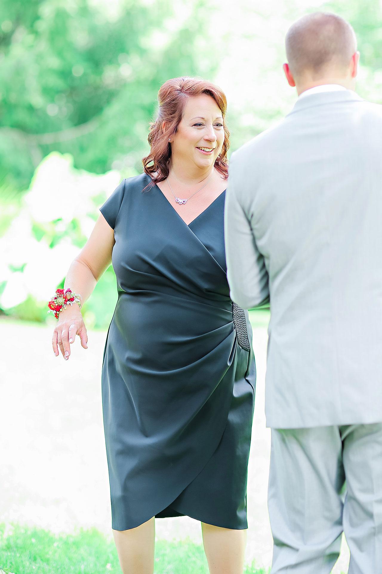 Diana Nick Crowne Plaza Indianapolis Wedding 121