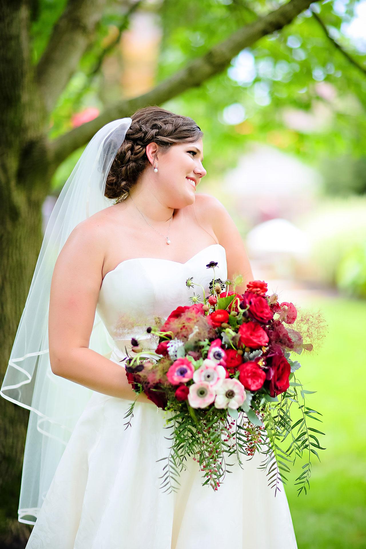 Diana Nick Crowne Plaza Indianapolis Wedding 119