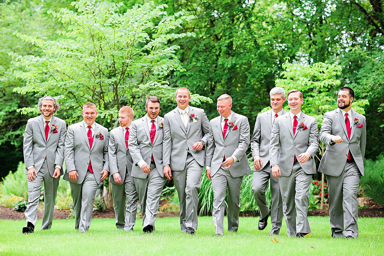 Diana Nick Crowne Plaza Indianapolis Wedding 114