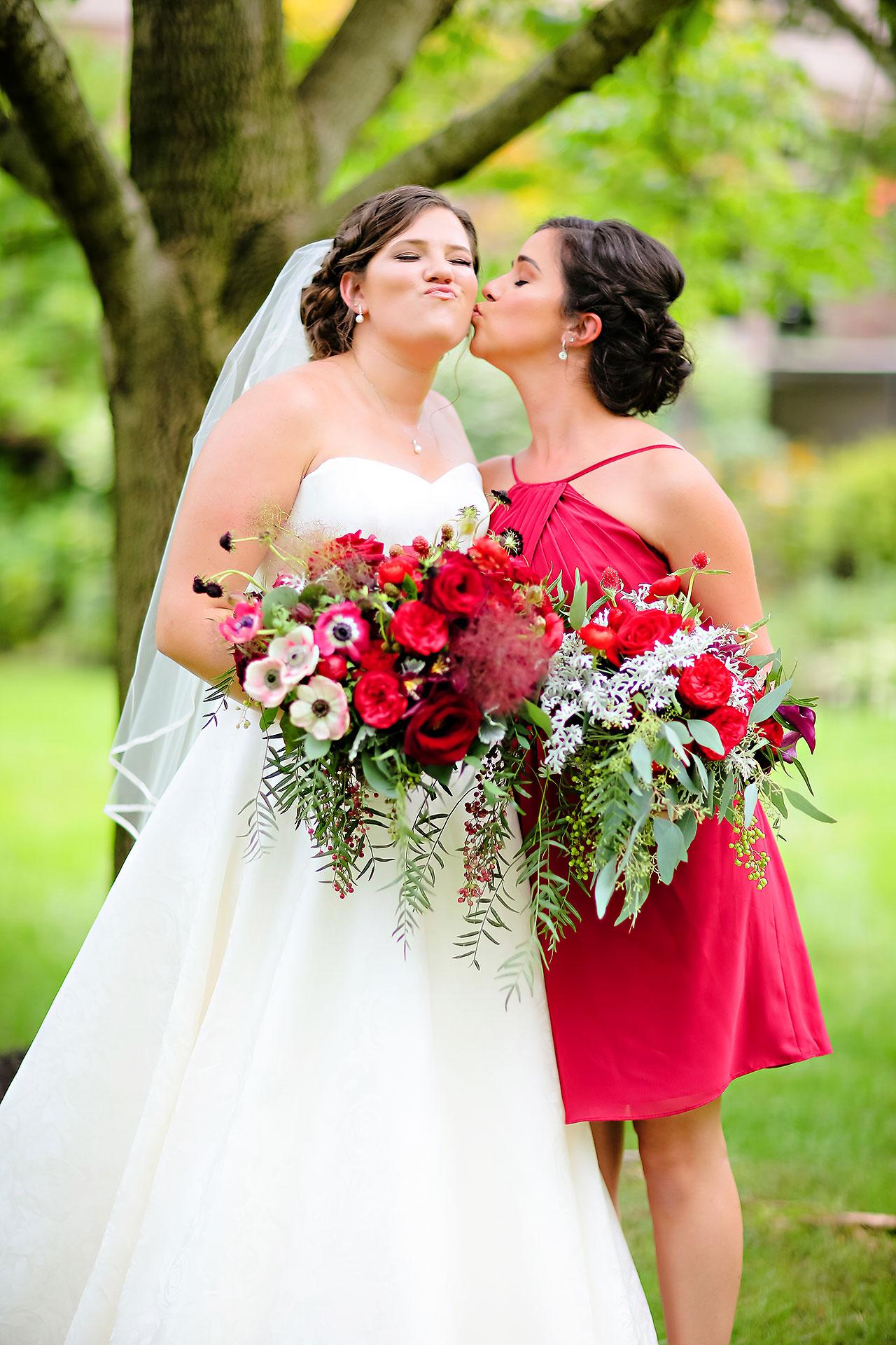 Diana Nick Crowne Plaza Indianapolis Wedding 110