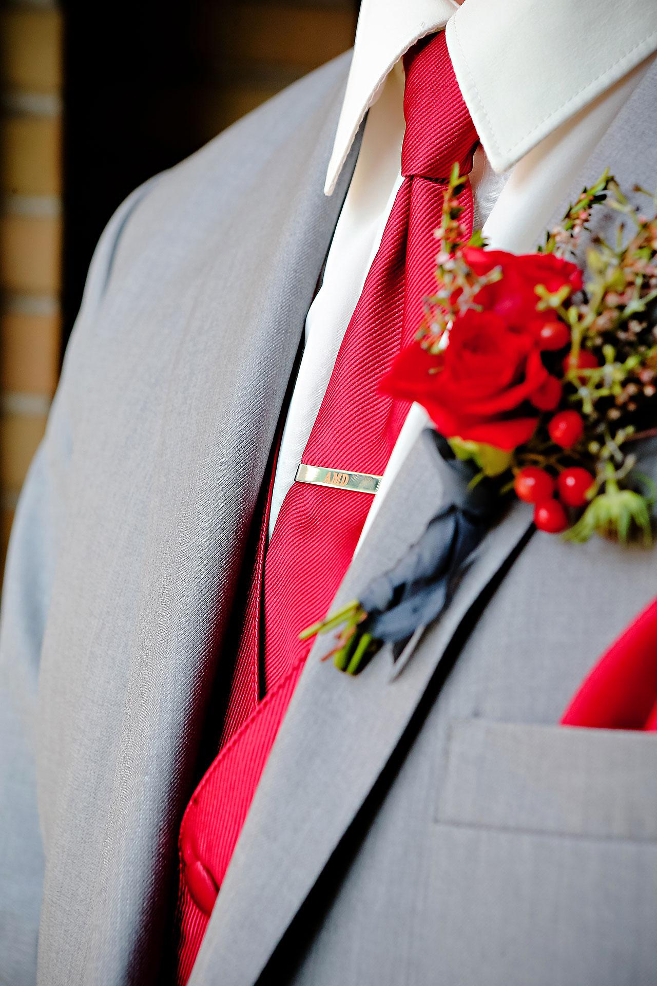 Diana Nick Crowne Plaza Indianapolis Wedding 111