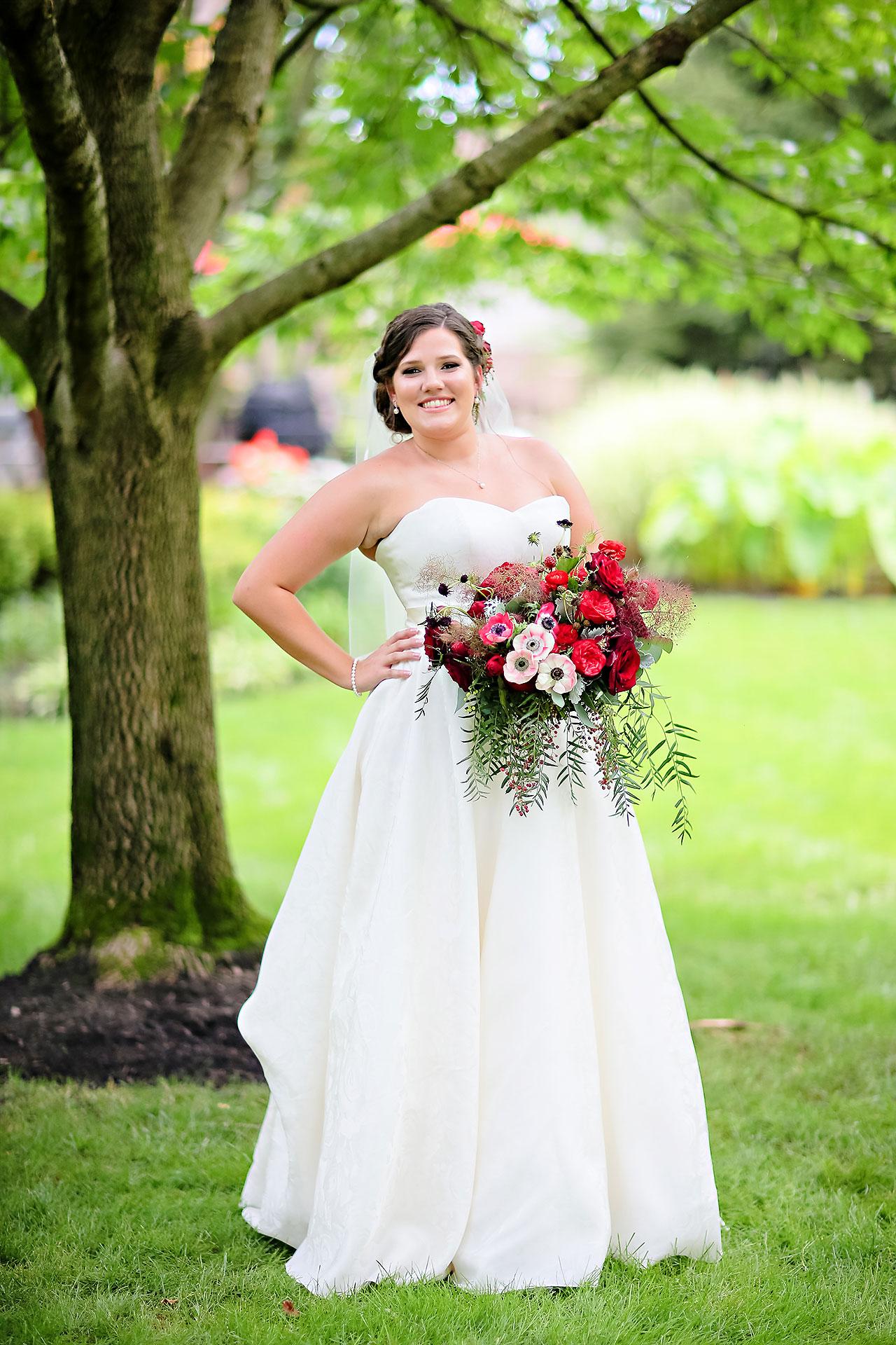 Diana Nick Crowne Plaza Indianapolis Wedding 108