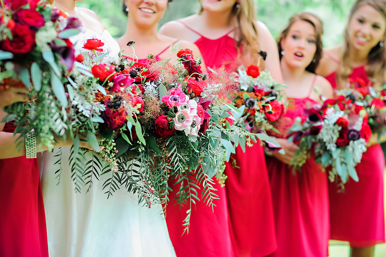 Diana Nick Crowne Plaza Indianapolis Wedding 106