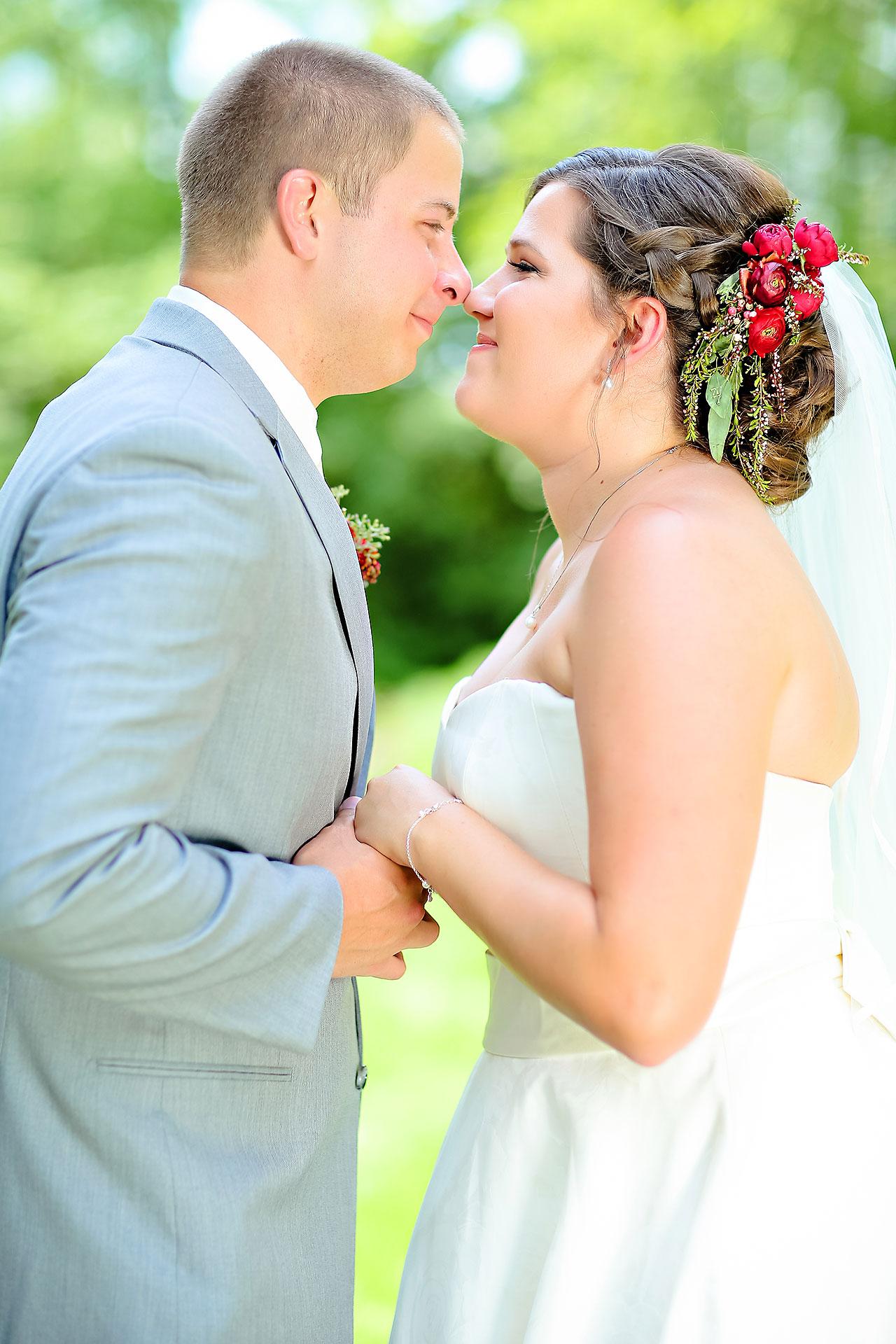 Diana Nick Crowne Plaza Indianapolis Wedding 103