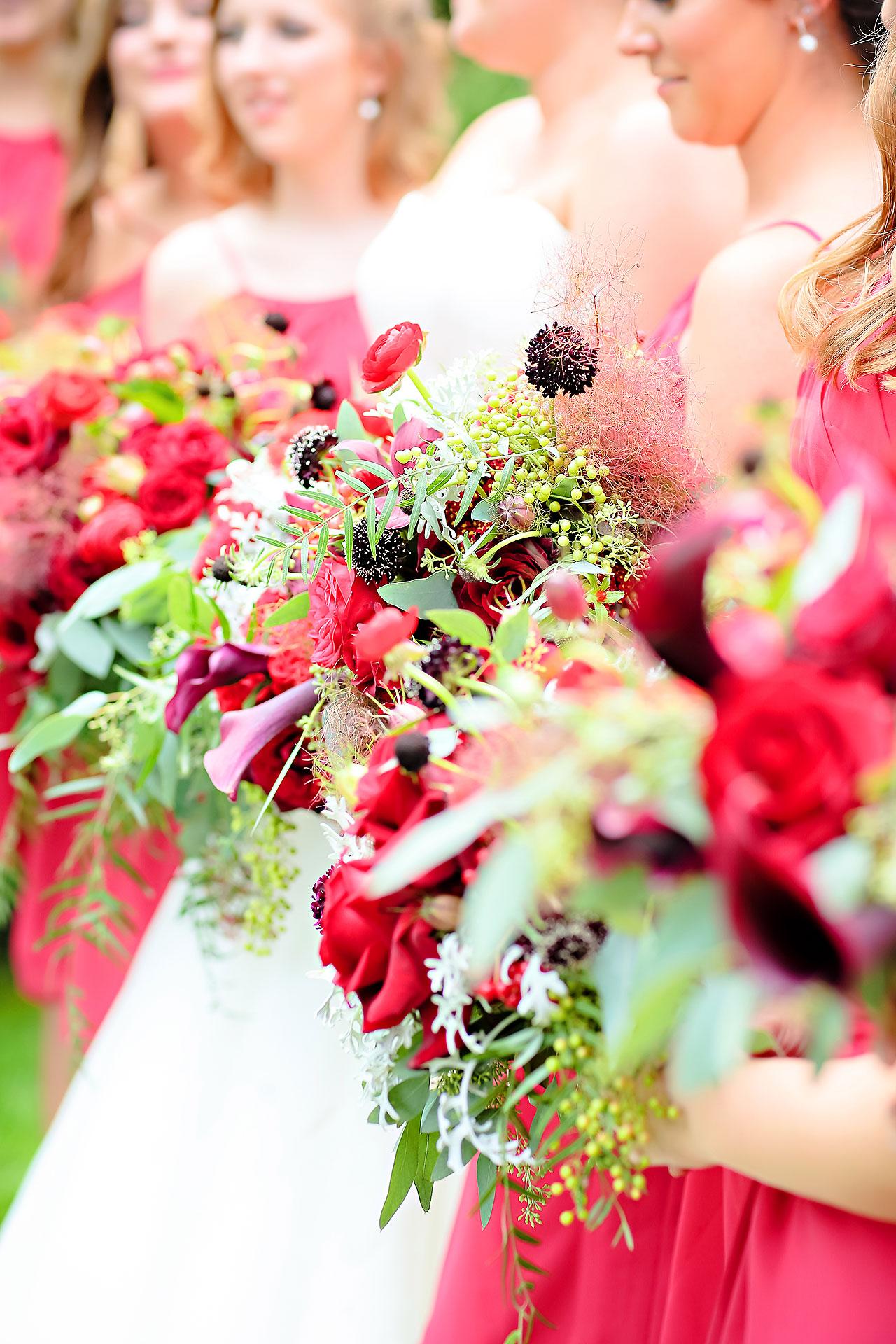 Diana Nick Crowne Plaza Indianapolis Wedding 104