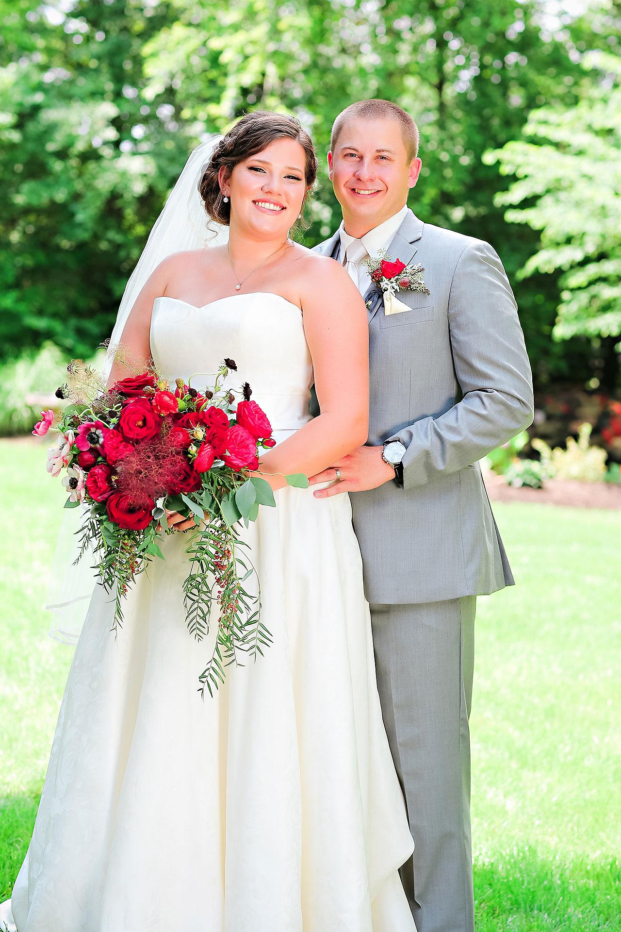 Diana Nick Crowne Plaza Indianapolis Wedding 100