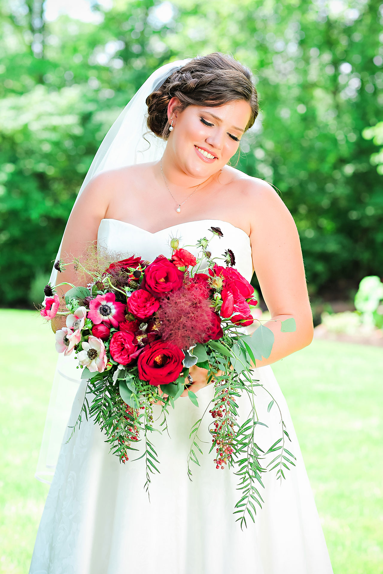 Diana Nick Crowne Plaza Indianapolis Wedding 101
