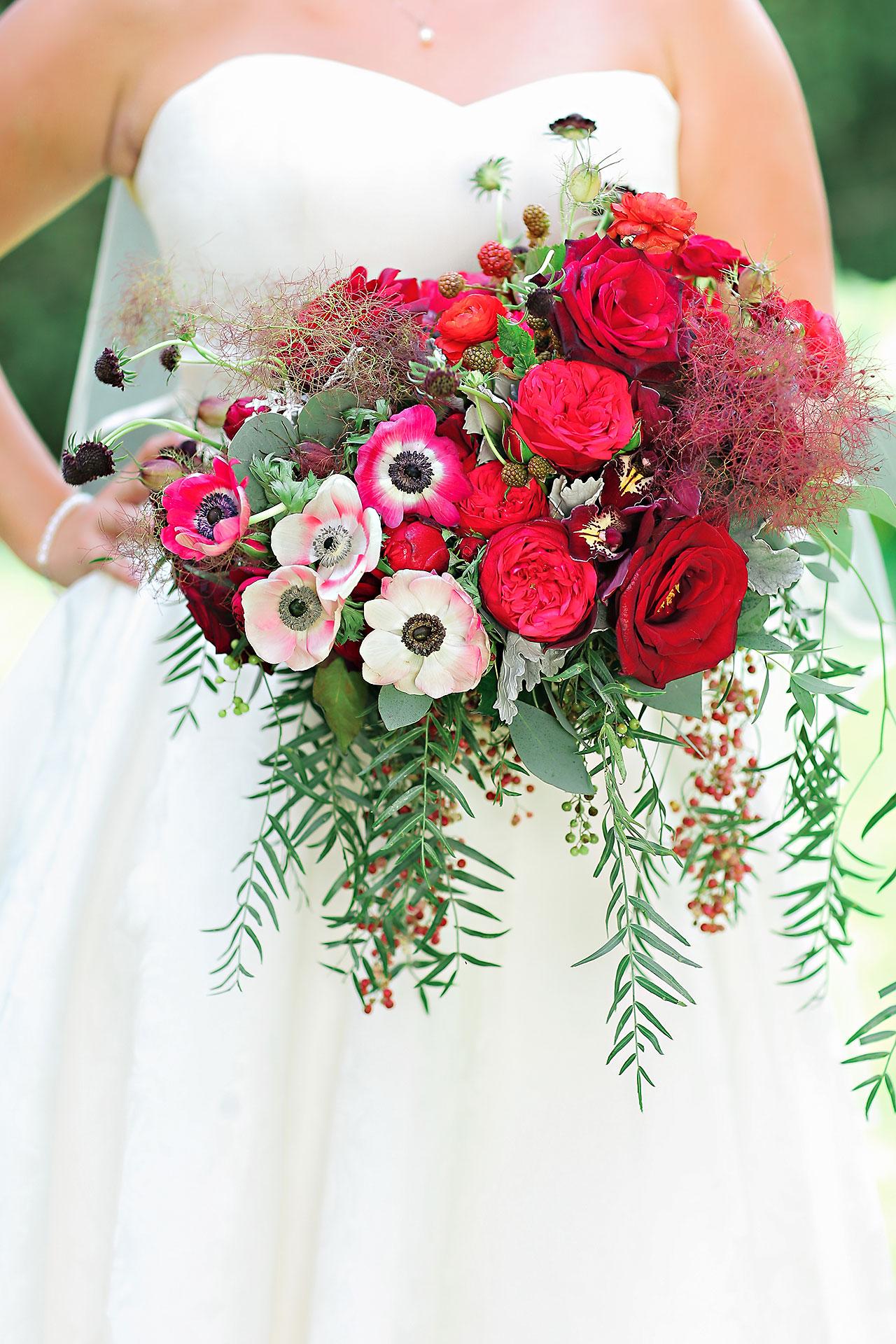 Diana Nick Crowne Plaza Indianapolis Wedding 097