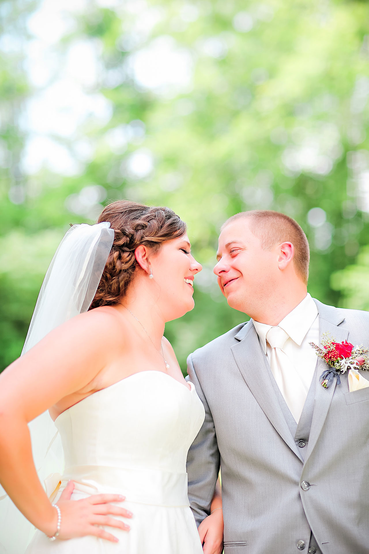 Diana Nick Crowne Plaza Indianapolis Wedding 096
