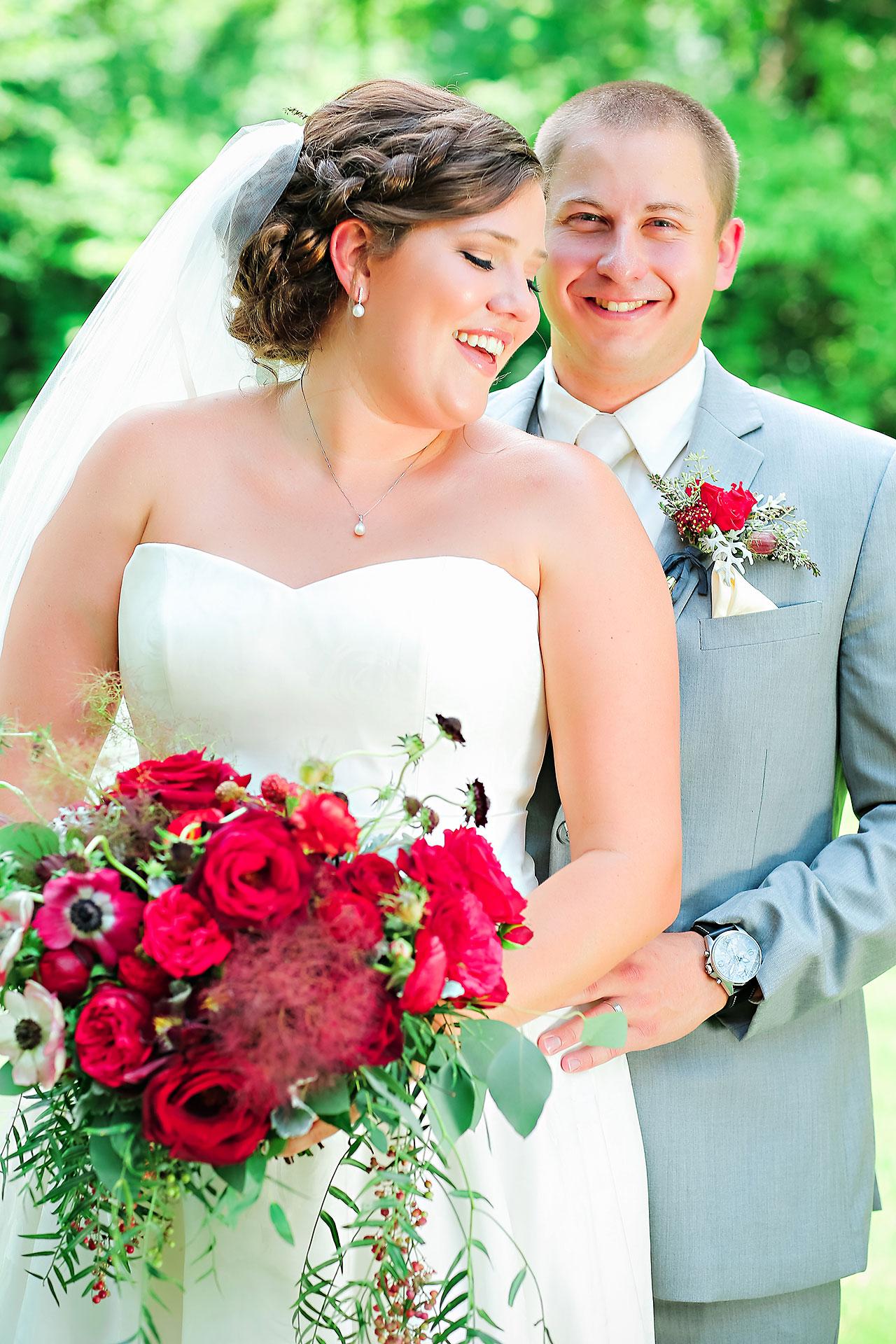 Diana Nick Crowne Plaza Indianapolis Wedding 092