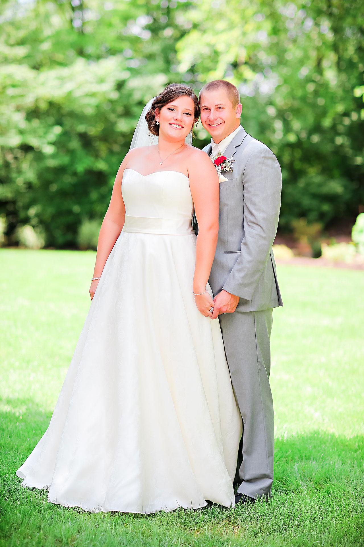 Diana Nick Crowne Plaza Indianapolis Wedding 091