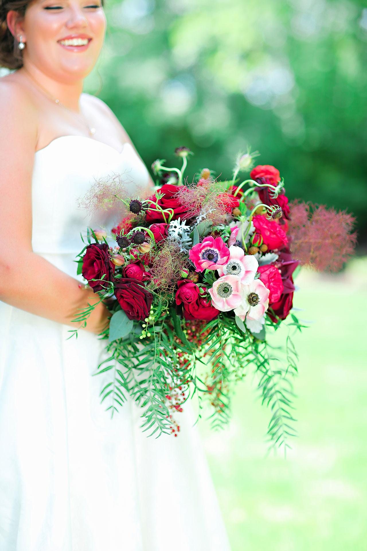 Diana Nick Crowne Plaza Indianapolis Wedding 087