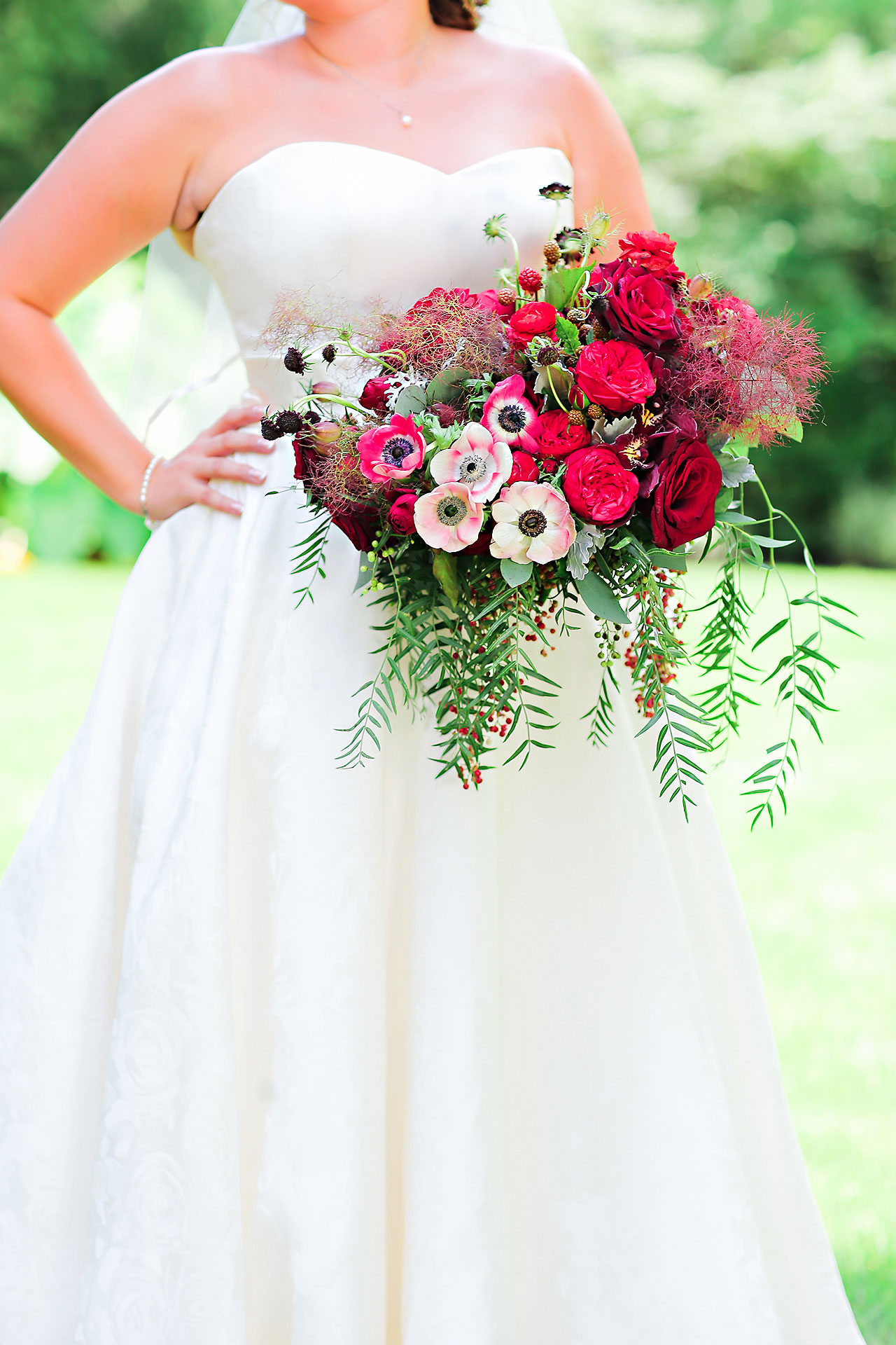Diana Nick Crowne Plaza Indianapolis Wedding 082