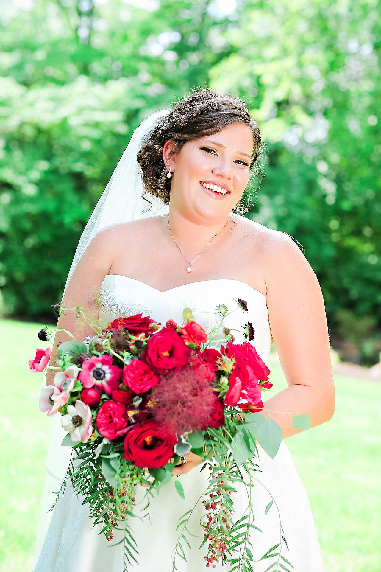 Diana Nick Crowne Plaza Indianapolis Wedding 084
