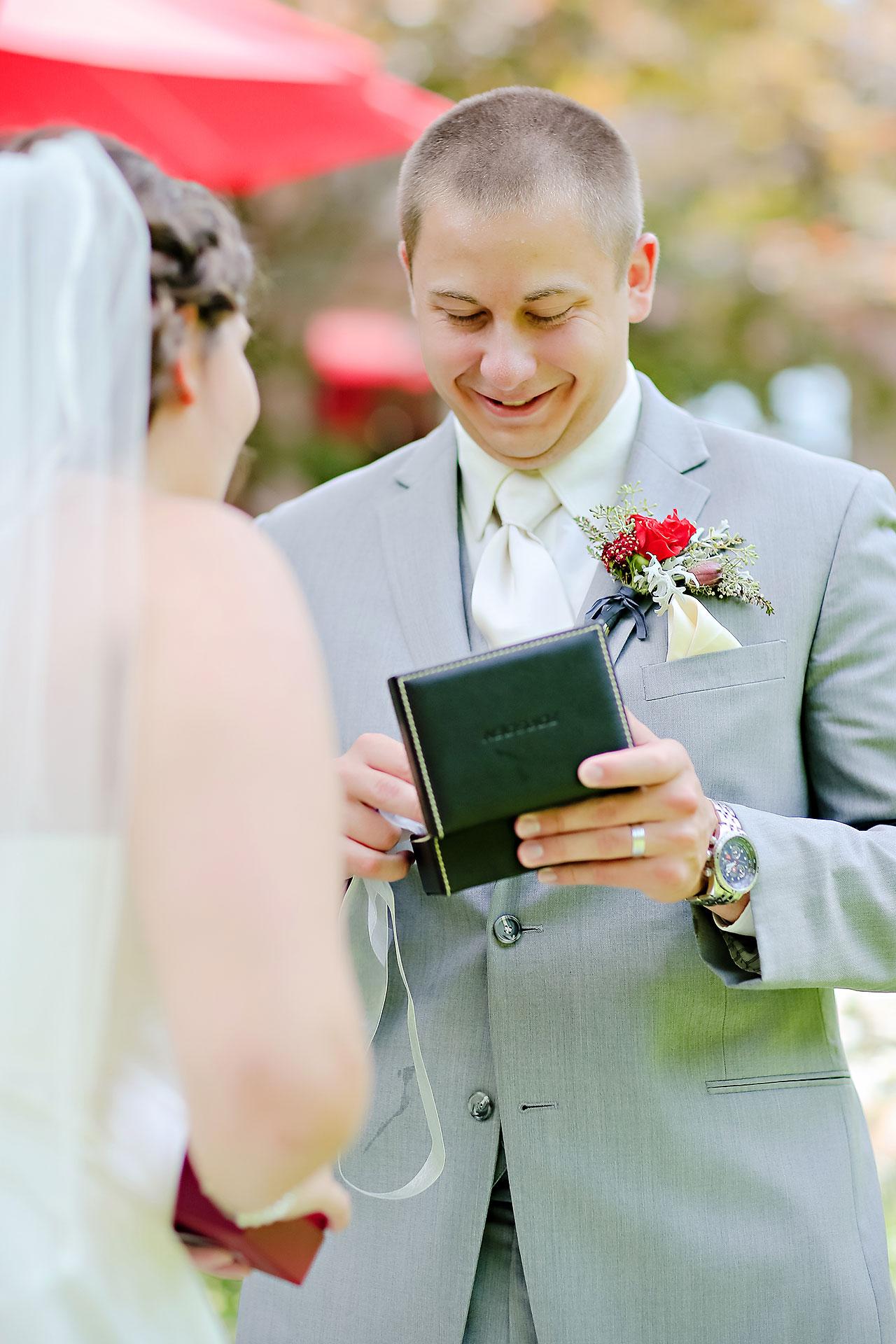Diana Nick Crowne Plaza Indianapolis Wedding 074